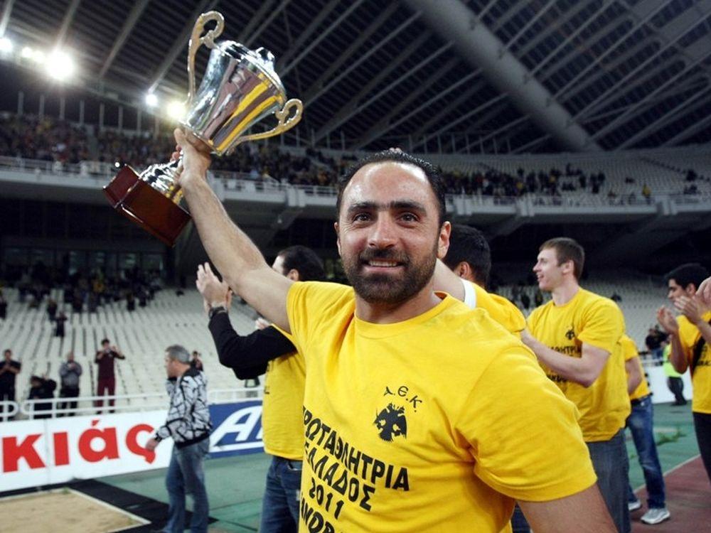 MVP της σεζόν ο Μπακαούκας