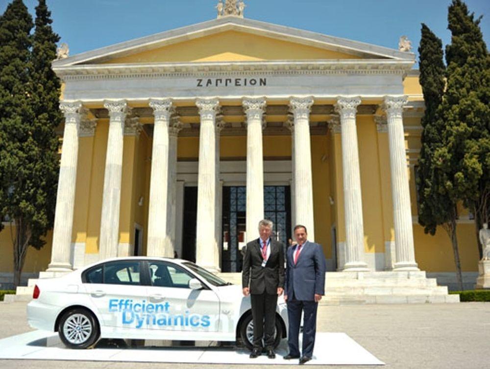 Συνεργασία Ε.Ο.Ε με BMW