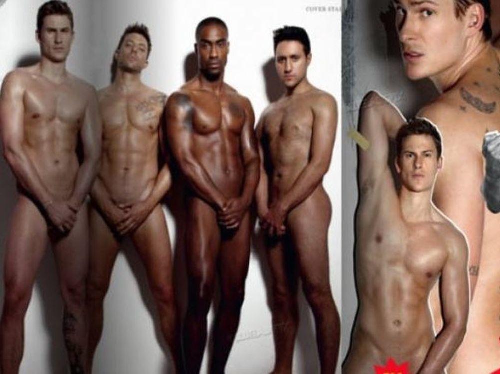 Eurovision: Γυμνοί οι Βρετανοί!