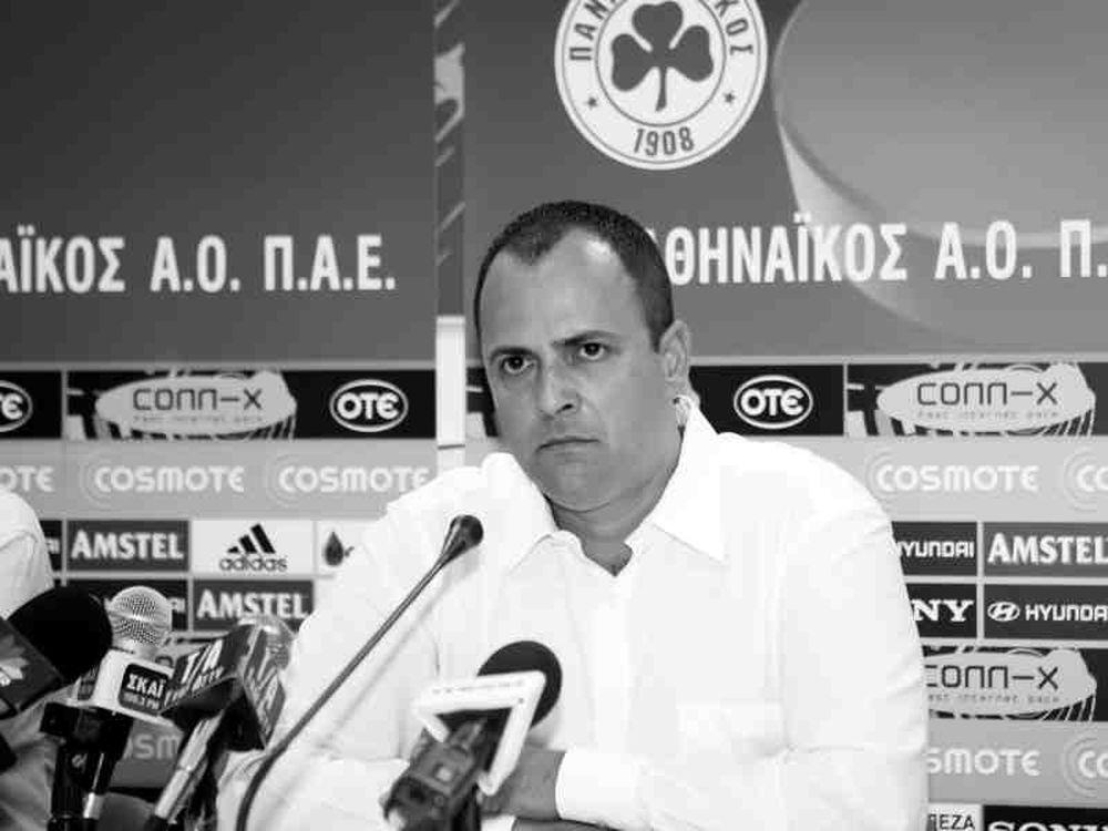 «Έφυγε» ο Αθανασόπουλος