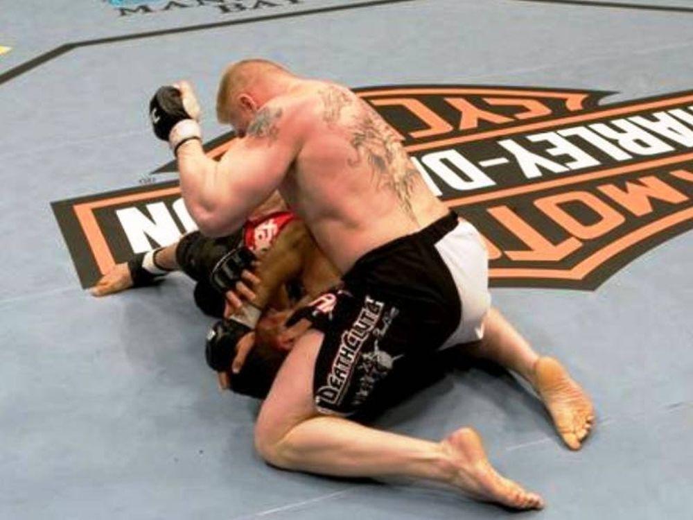 Lesnar: «Ζήλευα τον Kane»