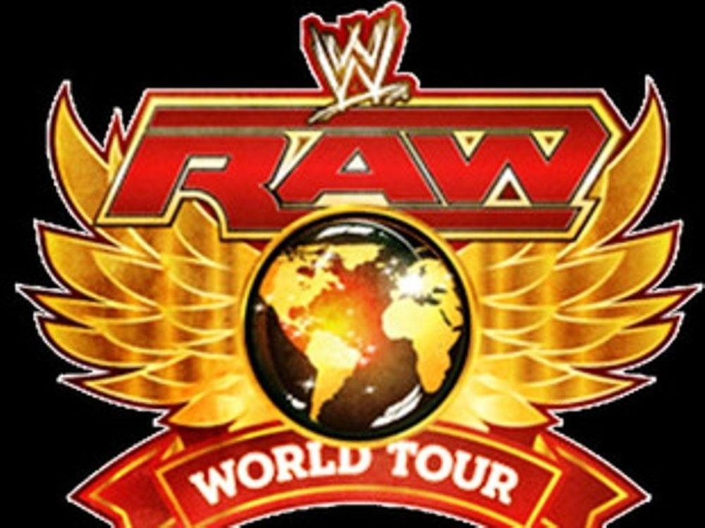 Raw και SmackDown στο Μεξικό