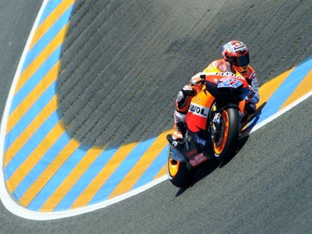 O Στόνερ στην pole position