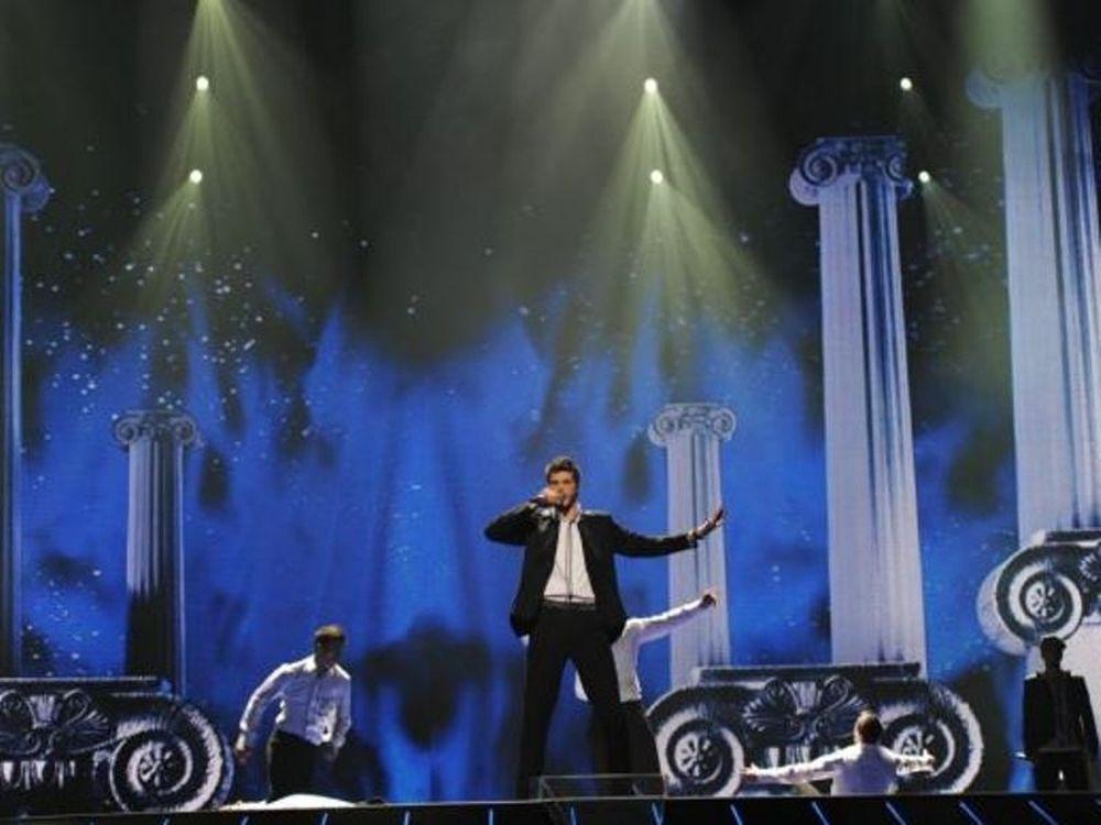 Στο ρυθμό της Eurovision!