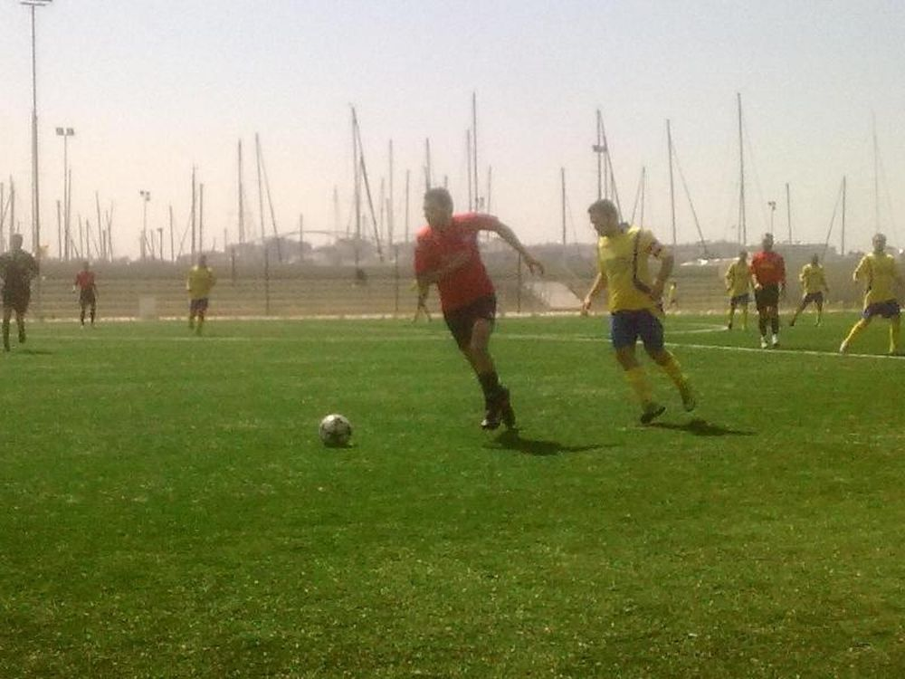Παντζιτζιφιακός - Προφ.Ηλίας 0-6