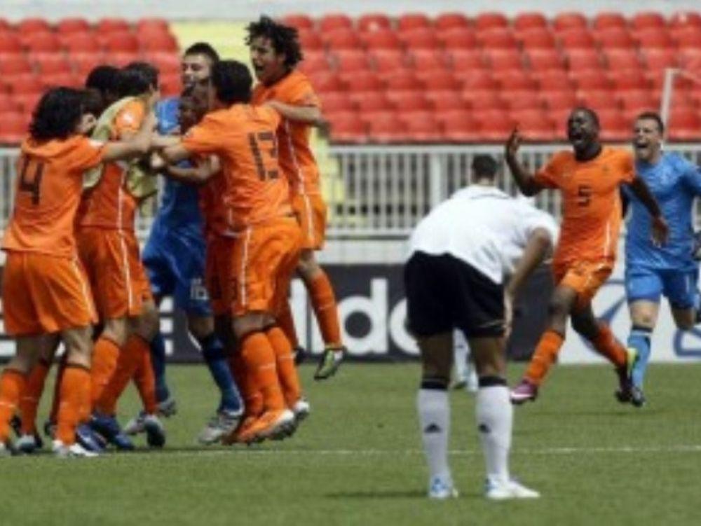 Το «σήκωσαν» οι Ολλανδοί
