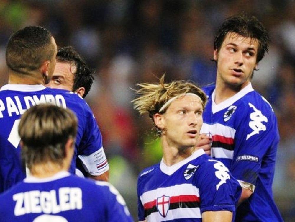 Στη Serie B η Σαμπντόρια