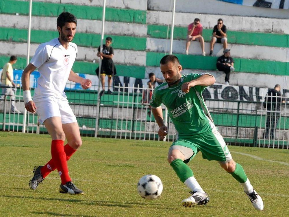 Αχαρναϊκός-Ολυμπιακός Λαυρ. 1-1