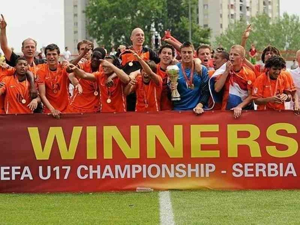 Πρωταθλήτρια U17 η Ολλανδία