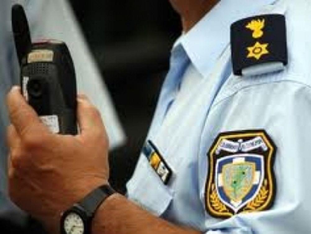 Παλαιστίνιος χτύπησε αστυνομικό