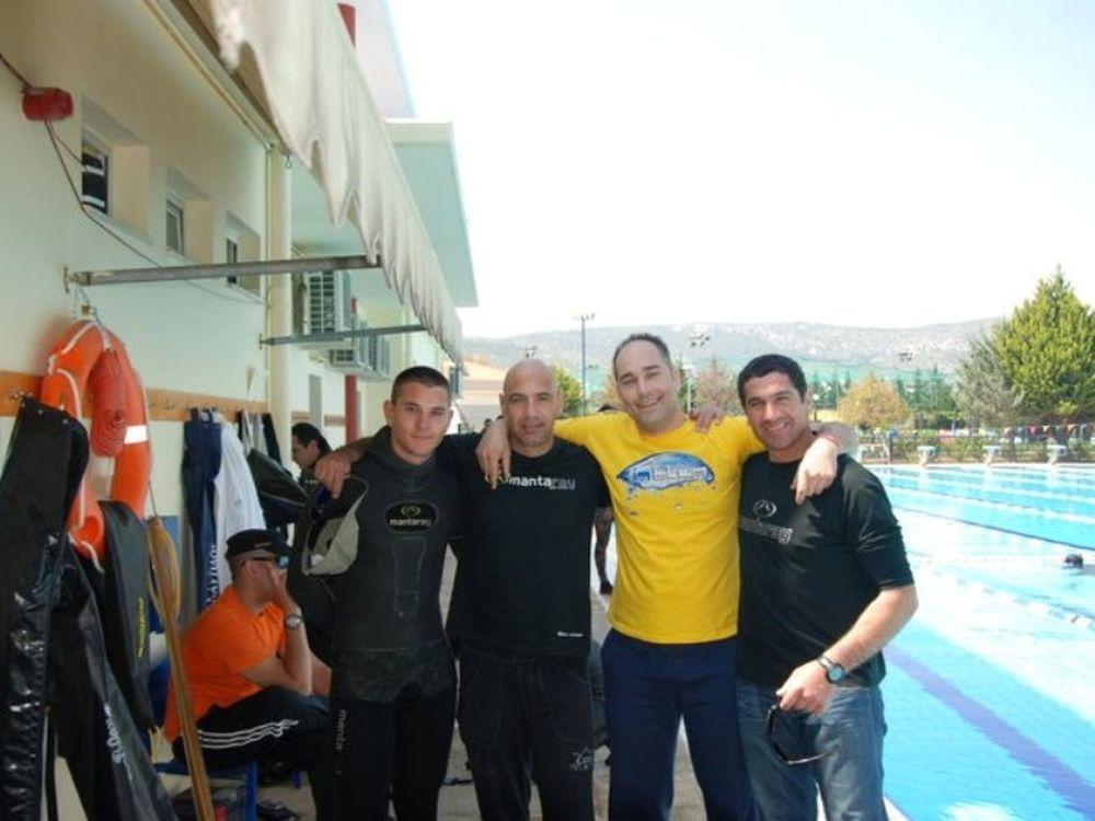 Ρεκόρ συμμετοχών στα Λιόσια