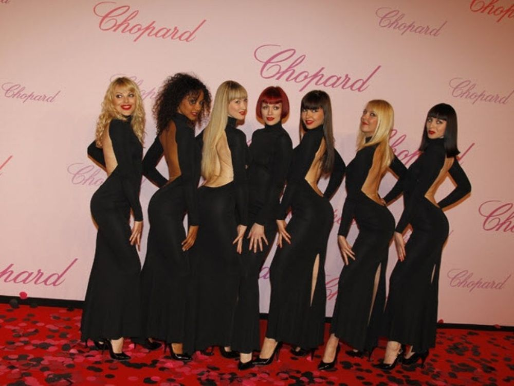 A night with Chopard