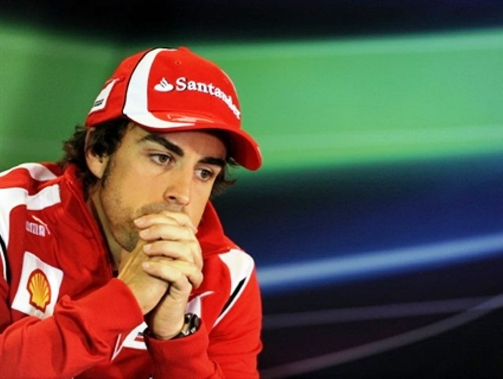 Ο Αλόνσο στη Ferrari ως το 2016