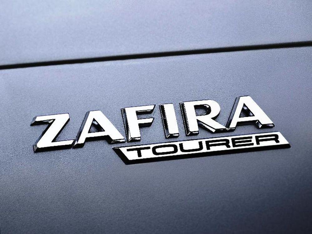 Opel Zafira Τοurer