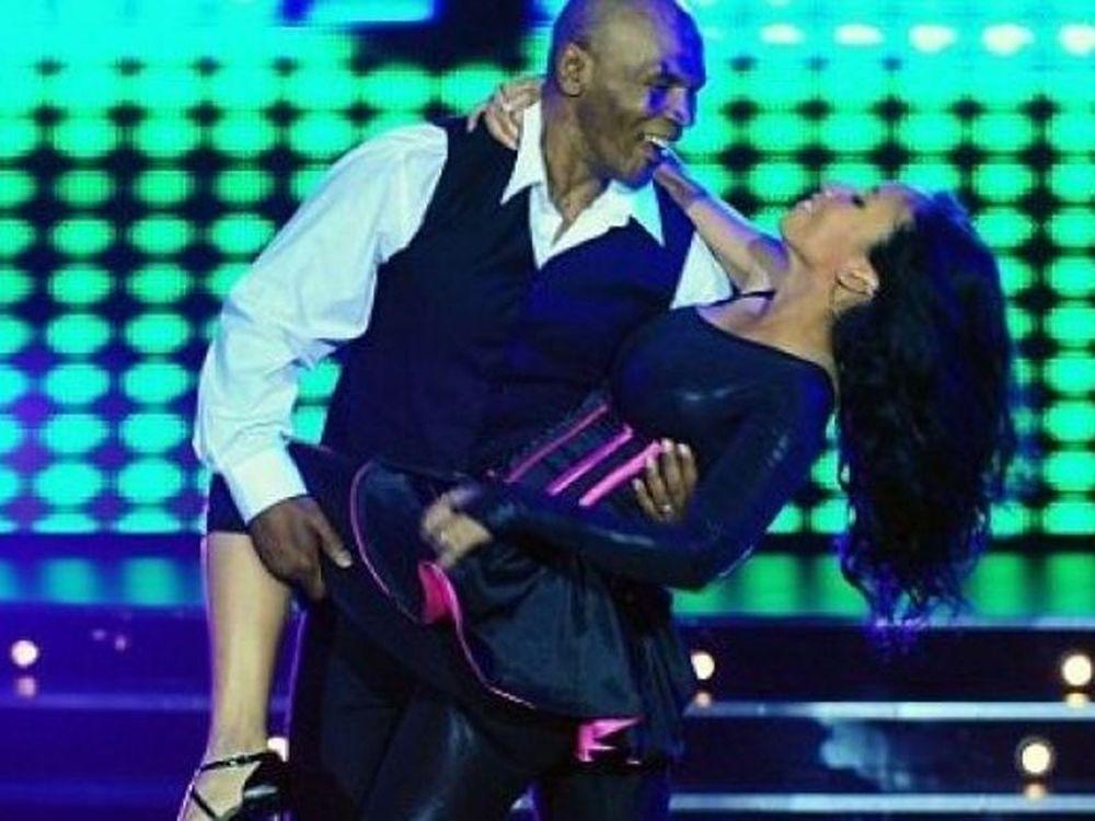 Και χορευτής ο Mike Tyson