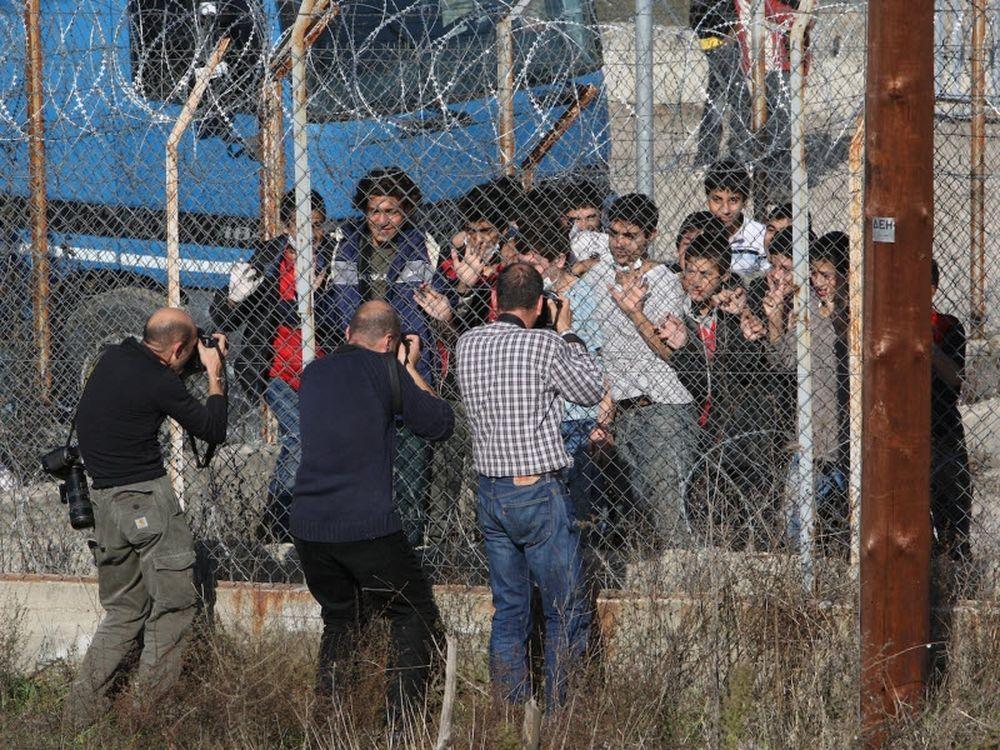 Υπόθεση ΕΕ η λαθρομετανάστευση
