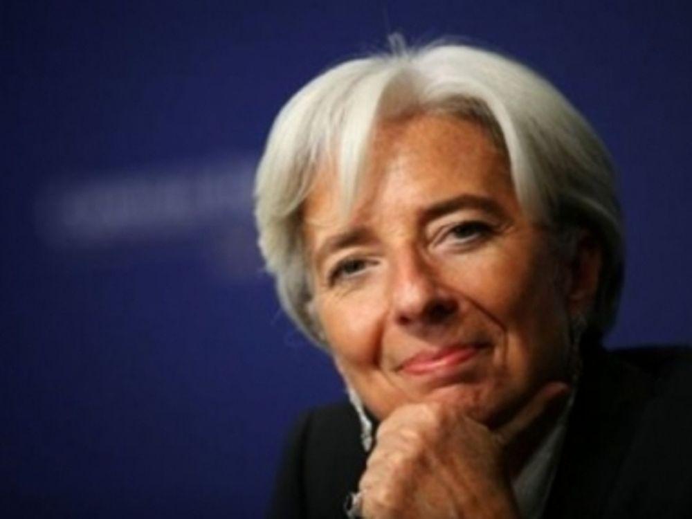 Φαβορί η Λαγκάρντ για ΔΝΤ