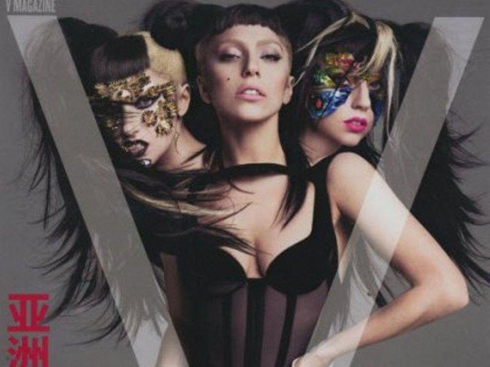 Η Lady Gaga τα κουνάει