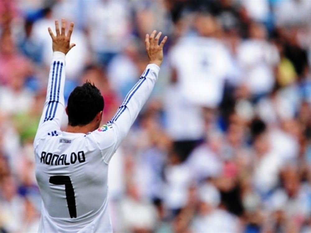 Ρεκόρ για Ρονάλντο!