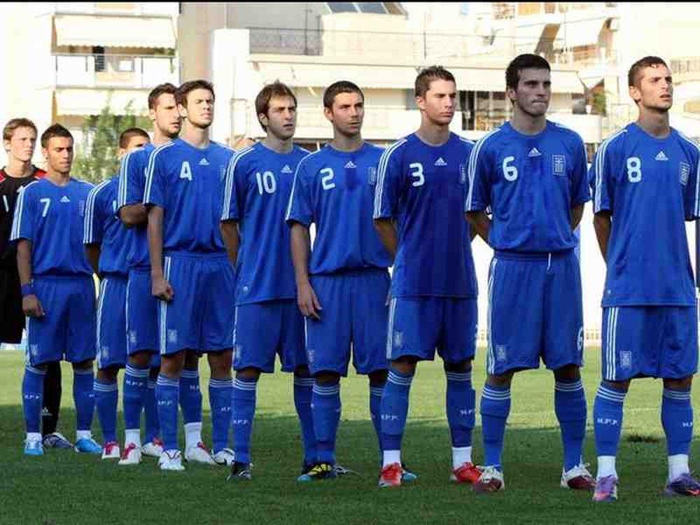 Στο Euro η Εθνική Νέων!