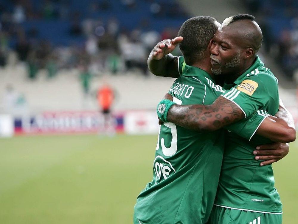 Champions... Gilberto!