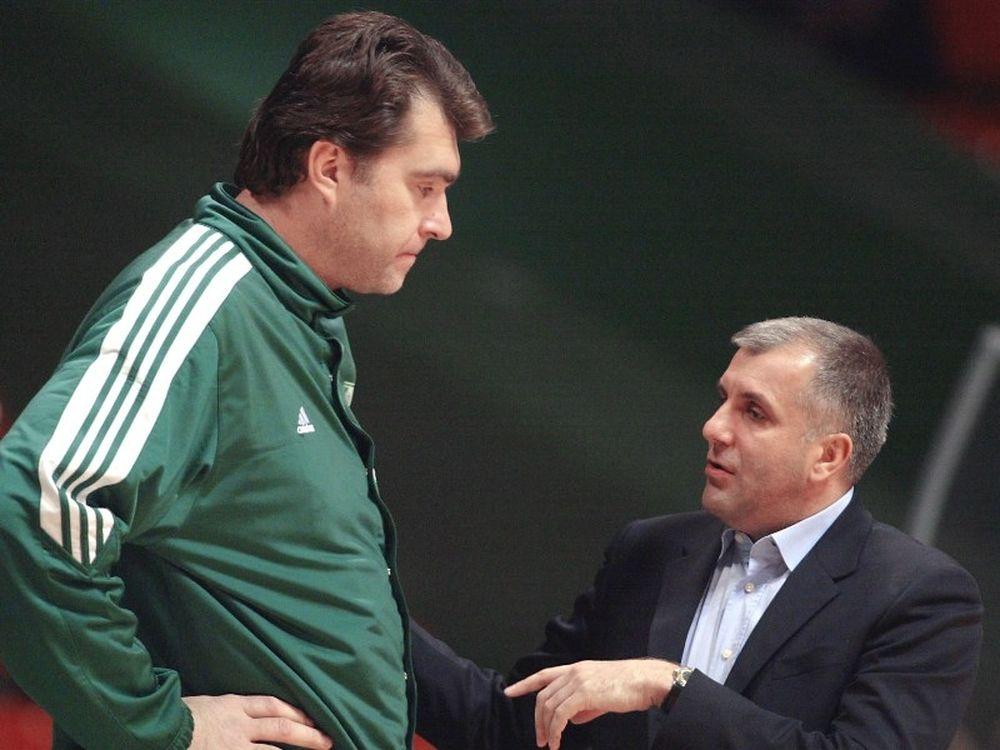 Συνάντηση Ομπράντοβιτς - Σαμπόνις