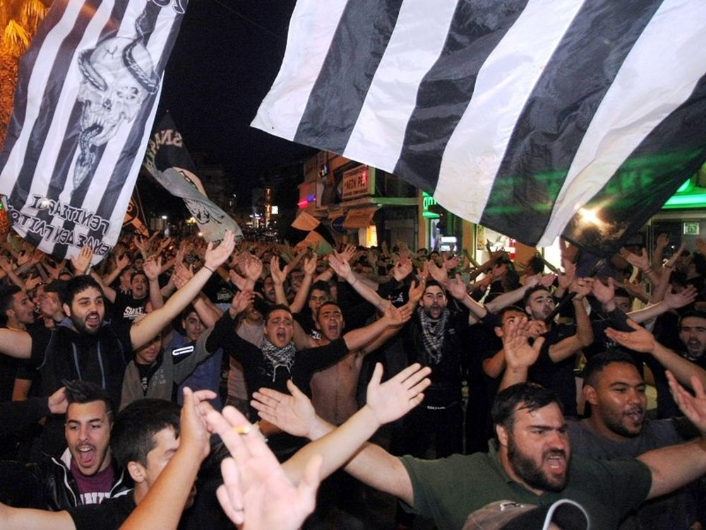 Διαμαρτυρία στην Πάτρα (vd)