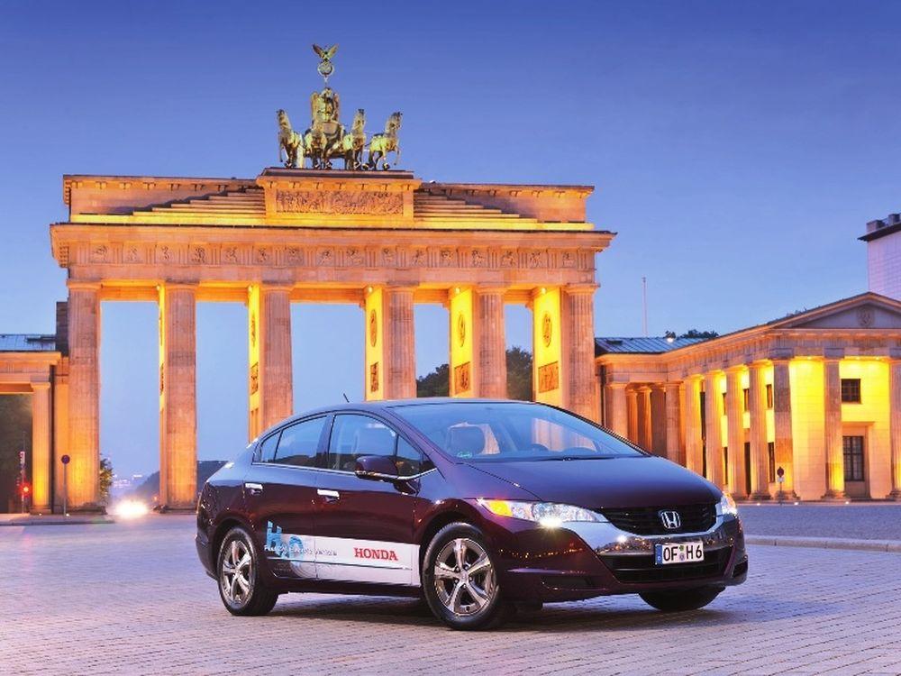 Η Honda στo Clean NRG Partnership