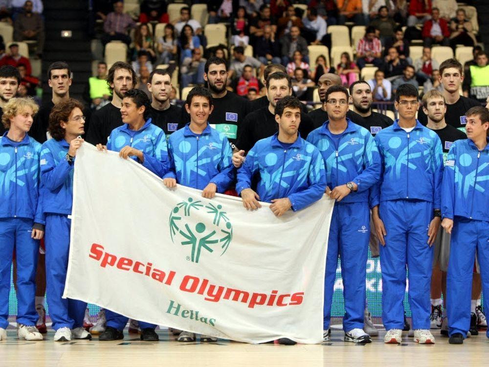 Η λάμψη των «Special Olympics»