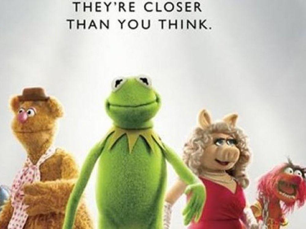 Έρχονται τα Muppets