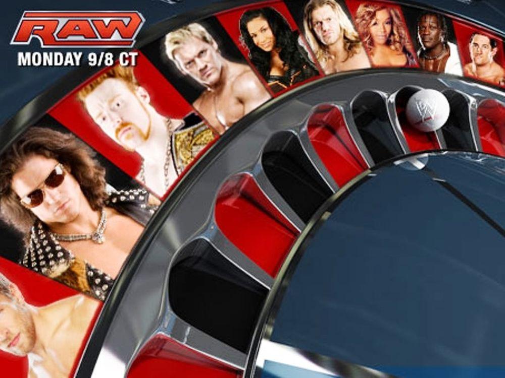 Η ρουλέτα του WWE