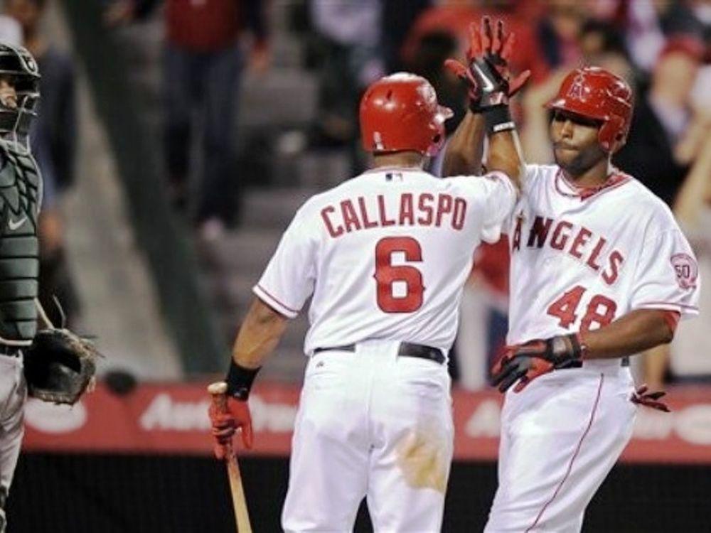 Με δύο home runs οι «άγγελοι»
