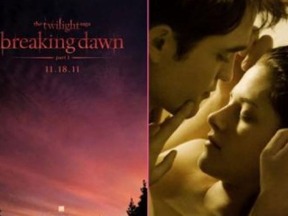 Breaking Dawn μέρος Α'
