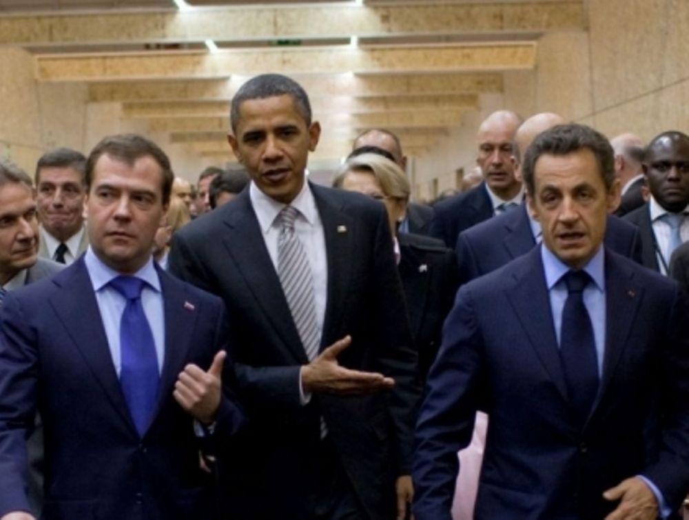 Η ατζέντα της G8 στο Παρίσι