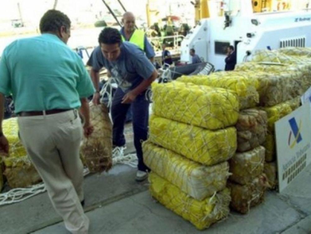 Κατέσχεσαν 292κ. κοκαΐνης