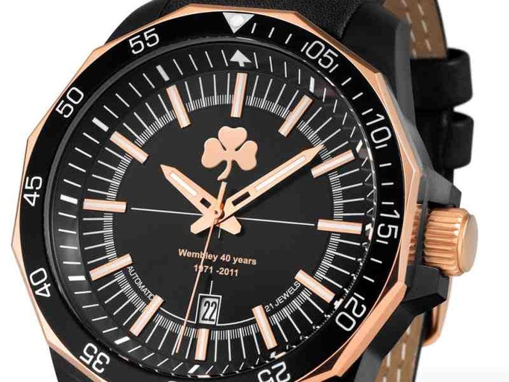 Το… ρολόι του Γουέμπλεϊ