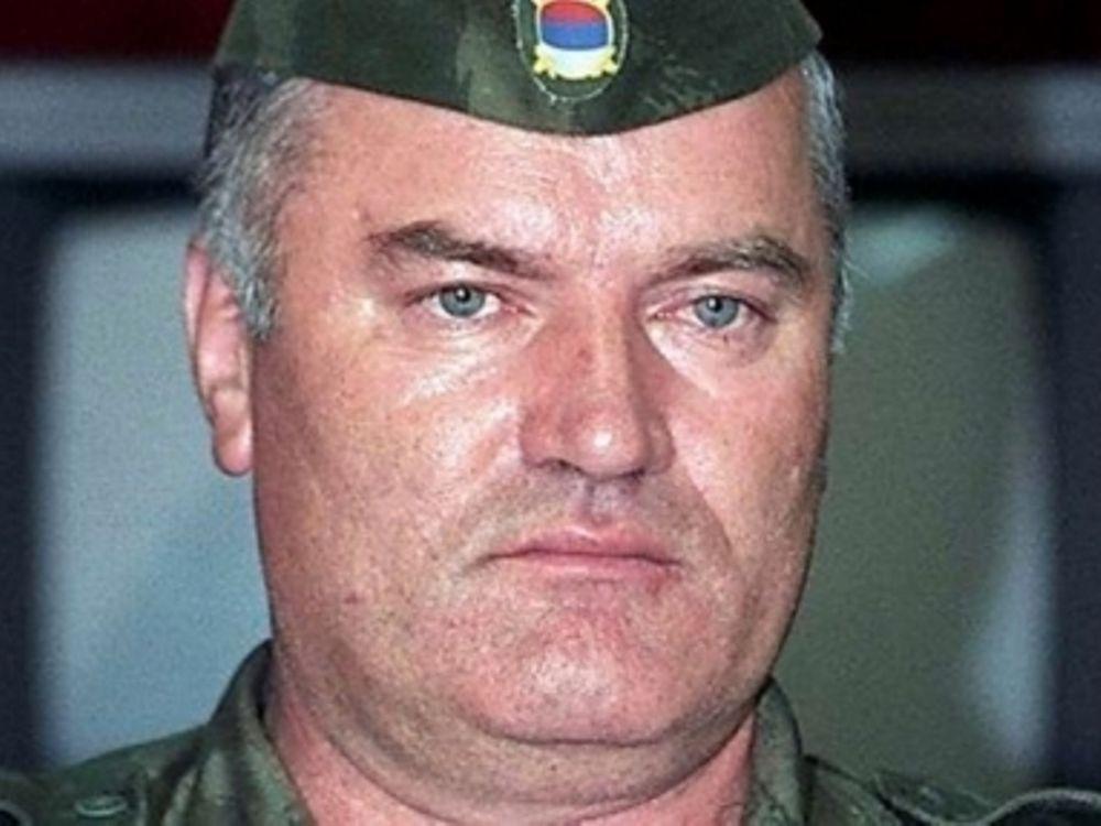 Συνελήφθη ο Ράτκο Μλάντιτς