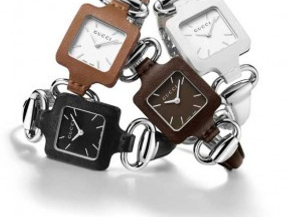 Επετειακό ρολόι Gucci