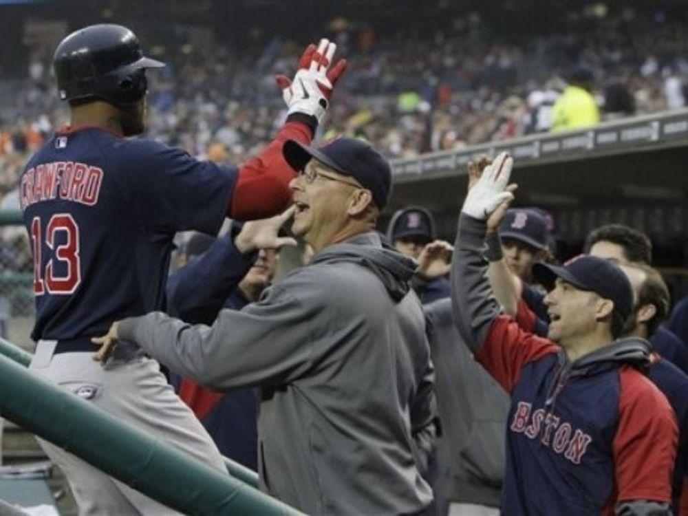 Μόνοι πρώτοι οι Red Sox