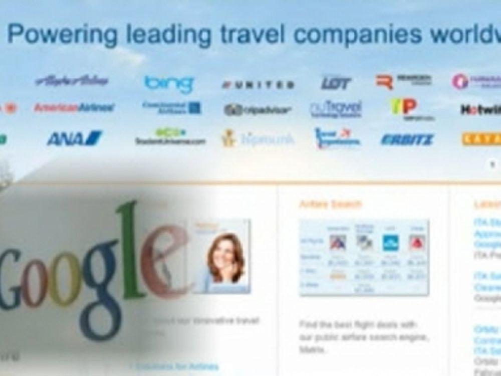 Το Google στο αεροδρόμιο