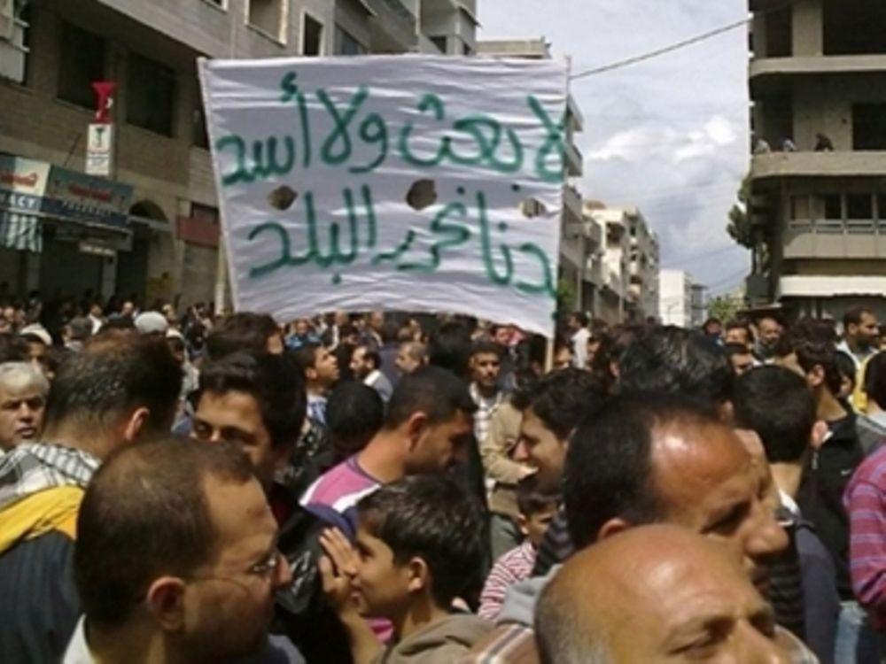 Δύο νεκροί στη Συρία