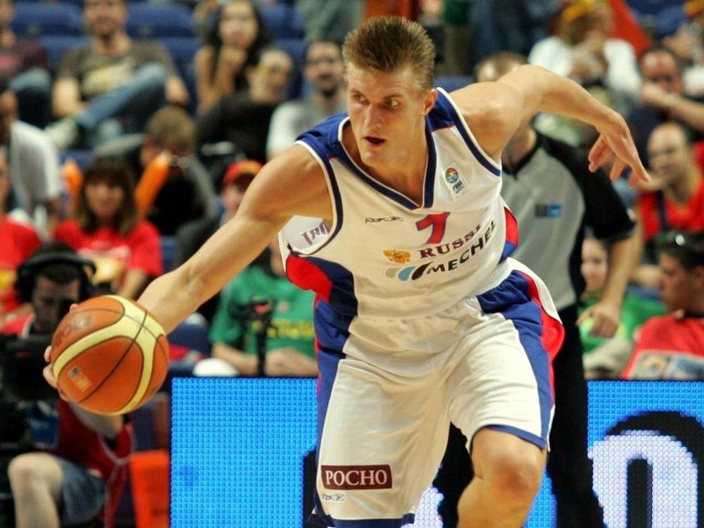 Στο Ευρωμπάσκετ ο Κιριλένκο