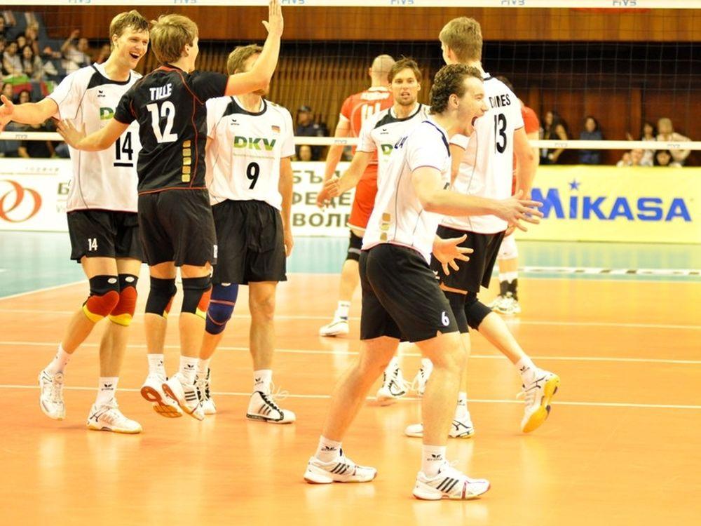 Νίκη στη Βάρνα η Γερμανία