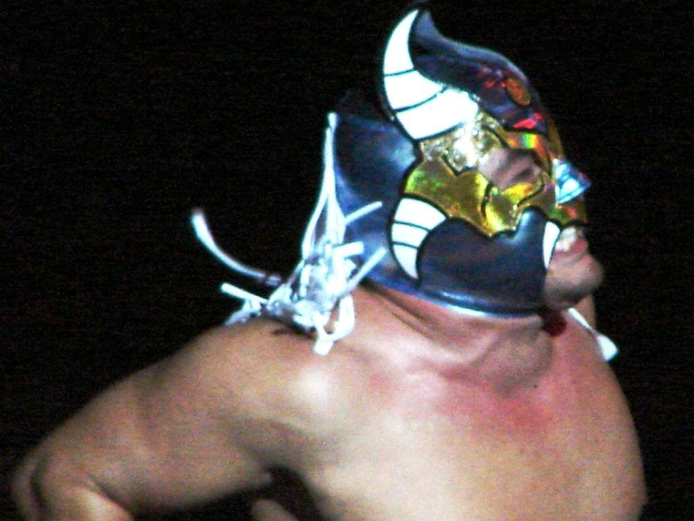Averno στο WWE
