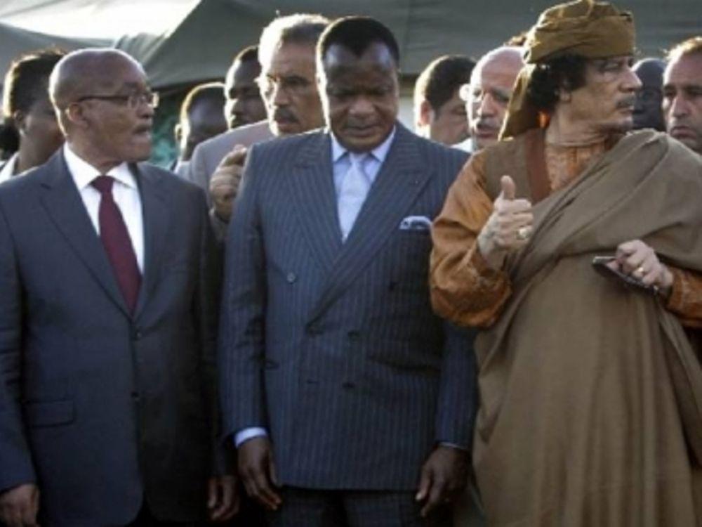 Διαπραγματεύσεις στη Λιβύη
