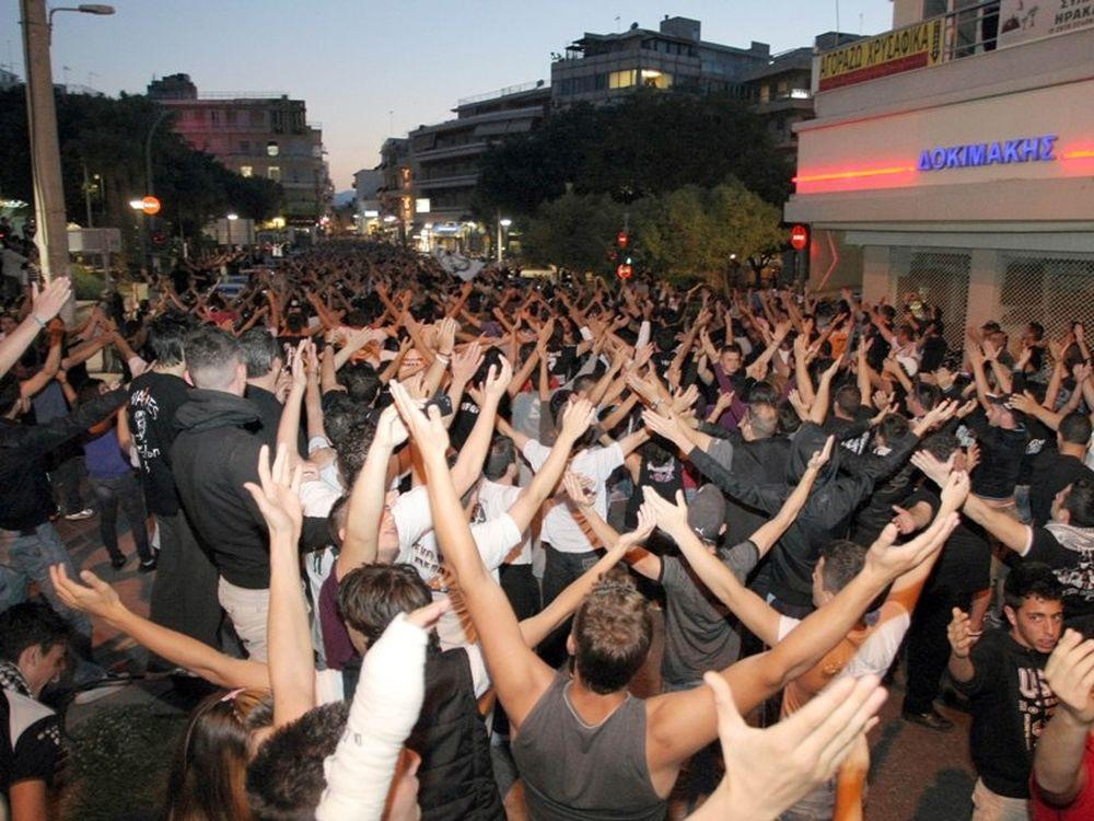 Συλλαλητήριο αντί για Σαμαρά