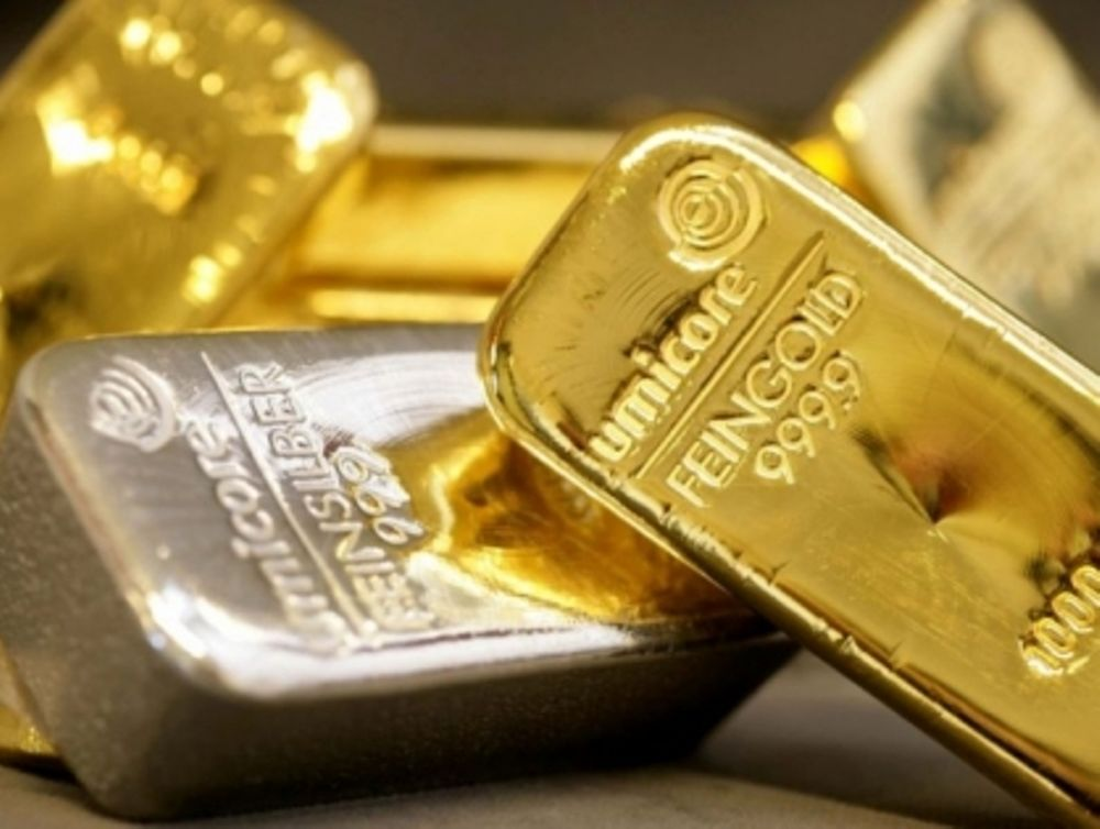 Οριακή πτώση για το χρυσό