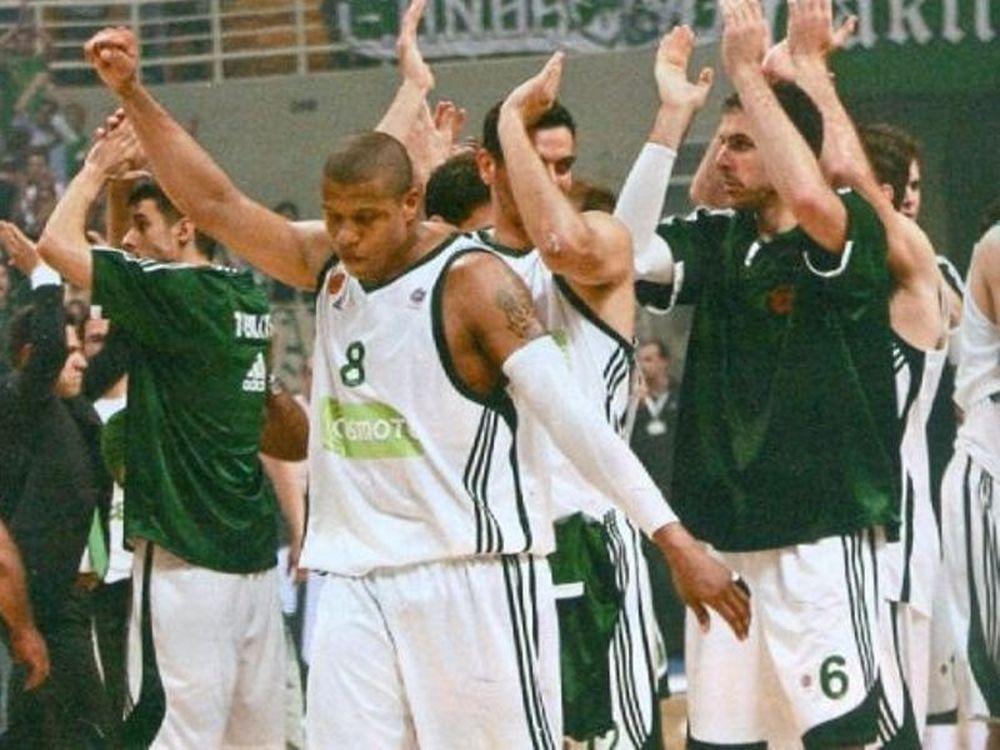 Λάμψη NBA στην εξέδρα
