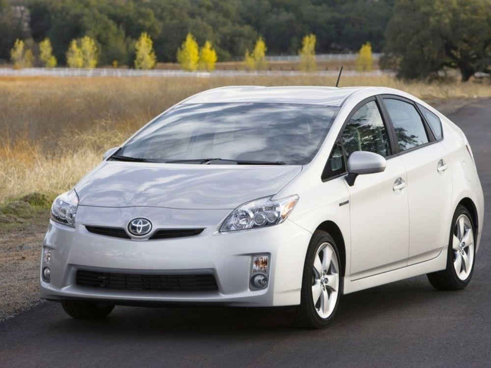 Toyota: Ανάκληση σε Prius