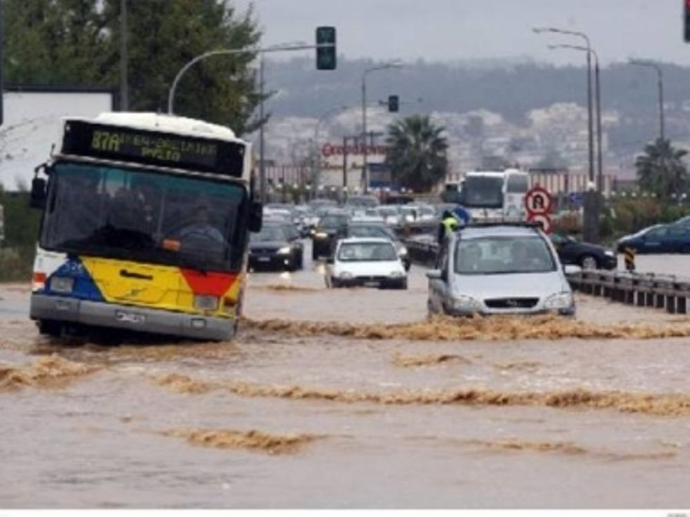 «Πνίγηκε» η Θεσσαλονίκη